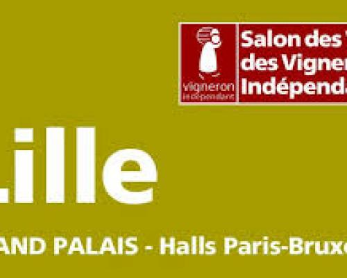 SALON DES VINS DES VIGNERONS INDEPENDANTS