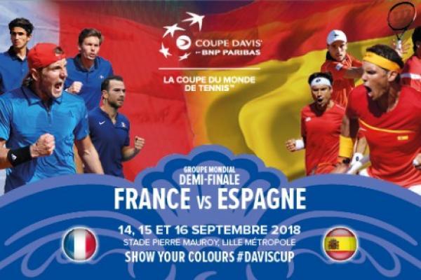 Coupe Davis - Stade Pierre Mauroy