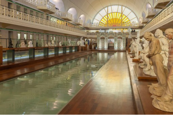 réouverture du musée de la PISCINE à Roubaix au 20 Octobre 2018