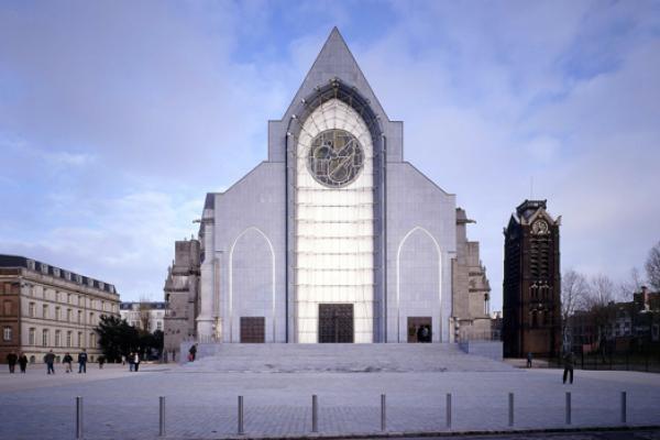 Cathédrale Notre Dame de la TREILLE LILLE
