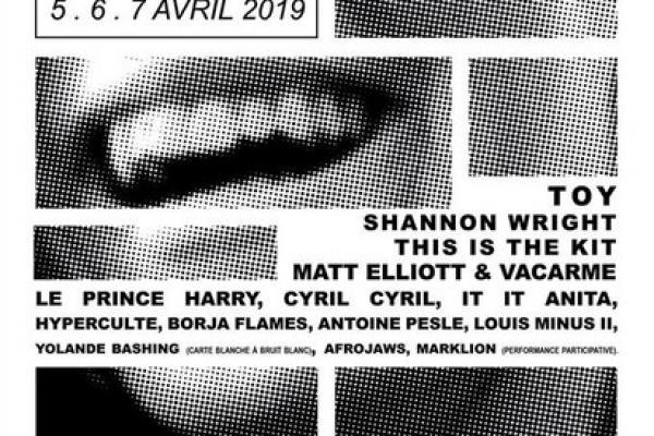 PZZLE FESTIVAL 5ème Edition à Lille Moulins du 05 au 07 Avril inclus